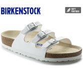 【软底】明星同款德国制造Birkenstock经典流行三扣软木凉拖Florida柔软鞋床流行色