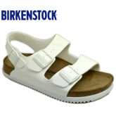 Birkenstock春夏新款防滑职业凉鞋Milano漆皮特别版