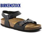 明星同款Birkenstock德国流行款潮流女士镂空凉鞋Rio|韩国女星孔孝真同款!